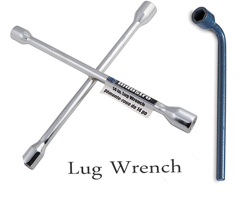 Five Necessary Car tools and Needs to Have: Lug Wrench