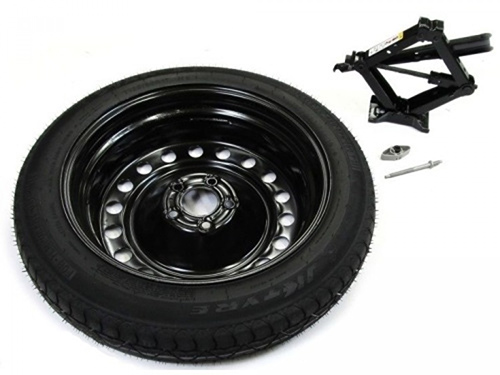 Five Necessary Car tools and Needs to Have: Spare Tire (Donut)