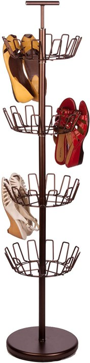 Honey-Can-Do shoe rack