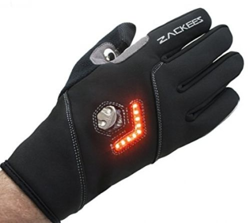 zackees Winter Cycling Gloves
