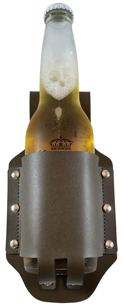 PremiumPresent Genuine Leather Beer Holster Review