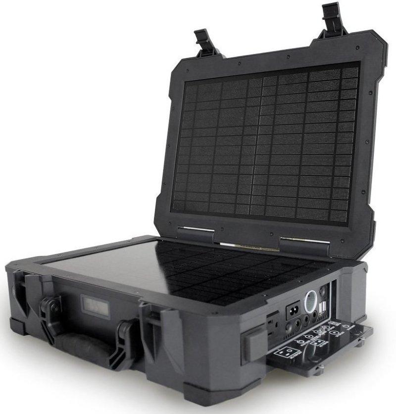 All Season Solar Generator