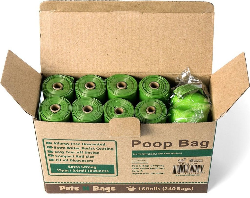 Best Bio-Degradable Dog Poop Bag