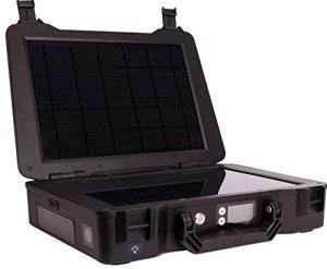 Best Briefcase Style Portable Solar Generators