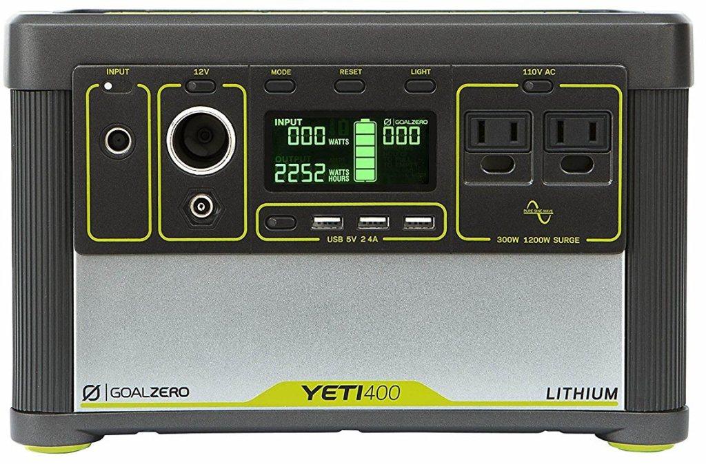 Best Portable Lithium-ion Solar Generator