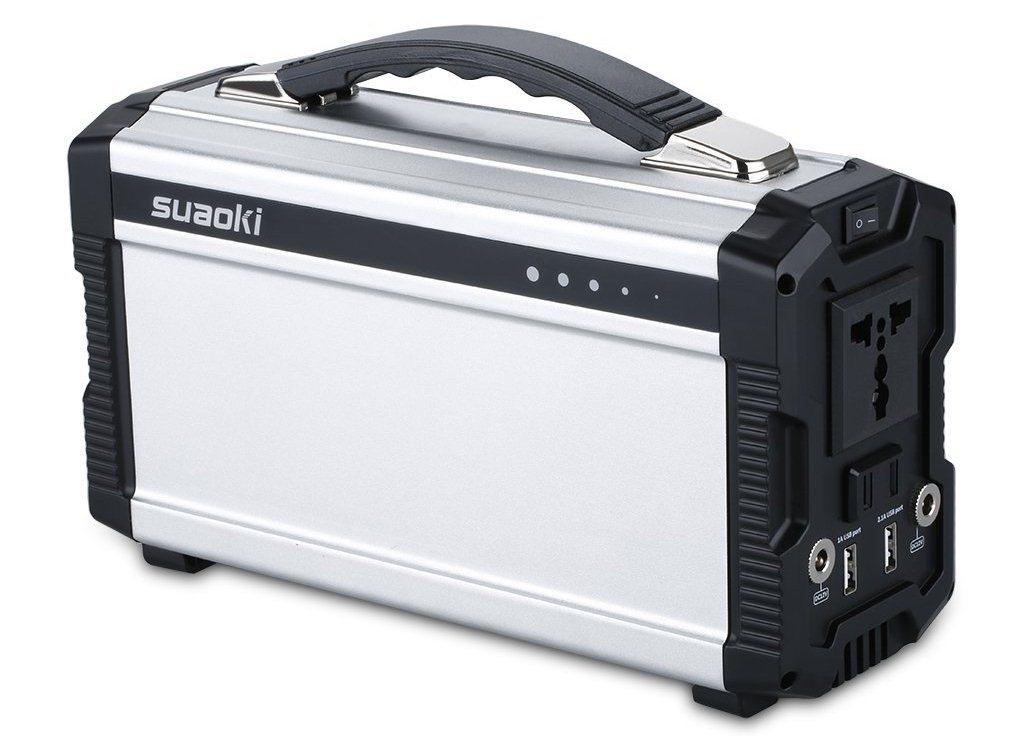 Best Small Portable Solar Generator