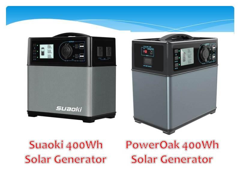 Suaoki vs PowerOak
