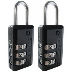 Best Combination TSA Approved Luggage Lock