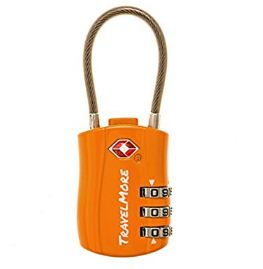 Best Travel Sentry Approved Luggage Lock