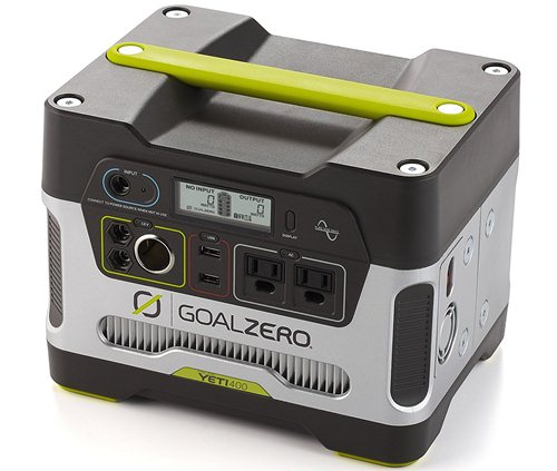 Goal Zero Yeti 400 Alternatives