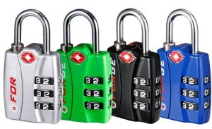 Top 10 TSA Approved Luggage Lock