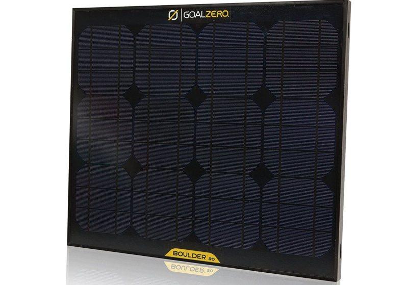 Yeti 1400 Lithium Compatible Solar Panels Boulder 30