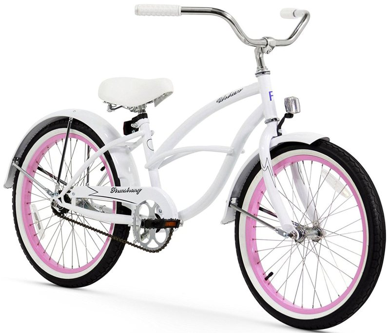 Firmstrong Urban Girl Single Speed Beach Cruiser Bicycle Review