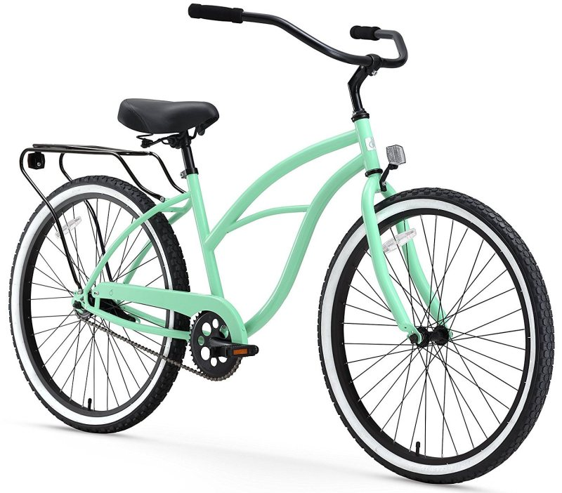 Six Three Zero Around the Block Women's 26-Inch Cruiser Bike Review