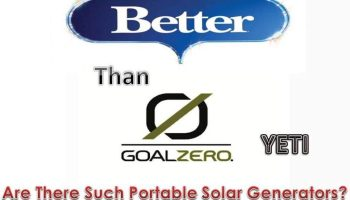 Can A Goal Zero Yeti Solar Generator Jump-Start A Car