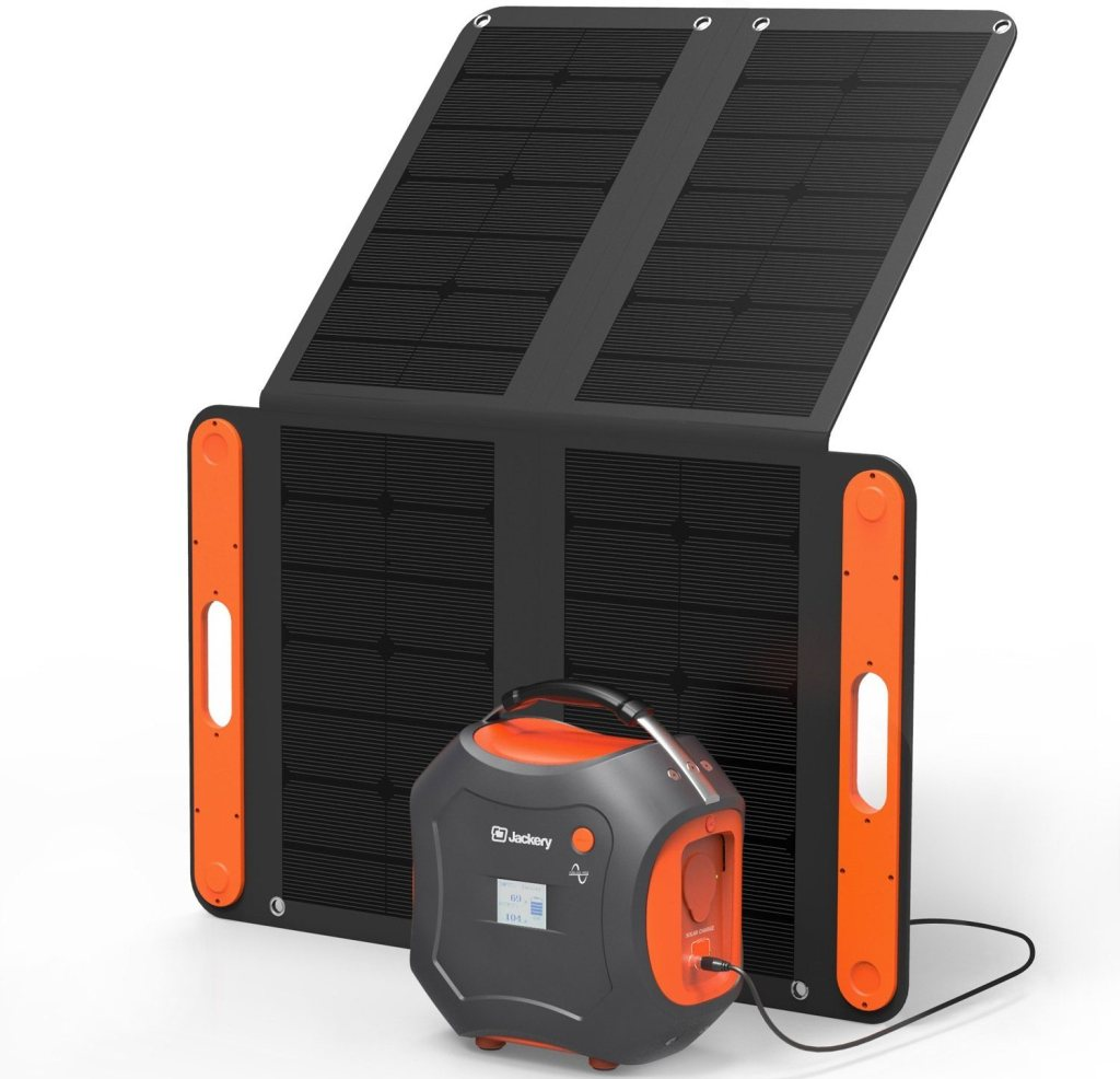 Jackery PowerPro 500Wh Portable Solar Generator Review
