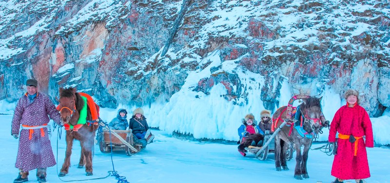 Mongolia Is One Of The Coldest Places In The World Now