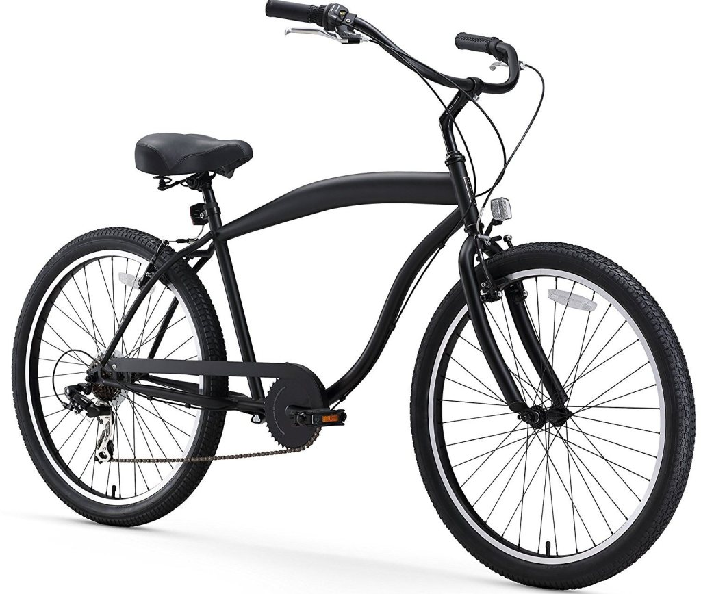Six Three Zero Men's In The Barrel 26-Inch Beach Cruiser Bicycle Review