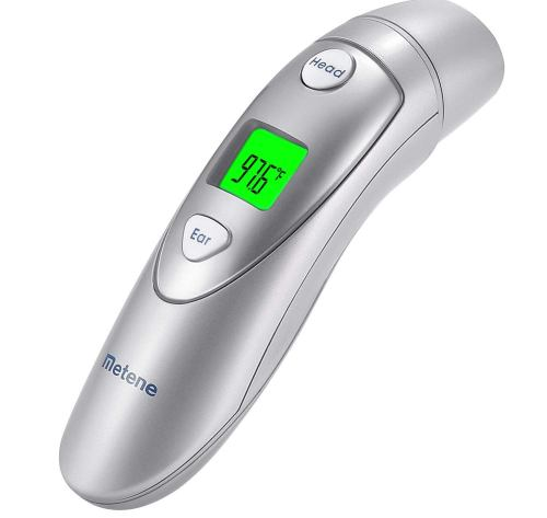 Best Foreead And Ear Thermometer
