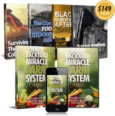 The Backyard Miracle Farm - Bundle
