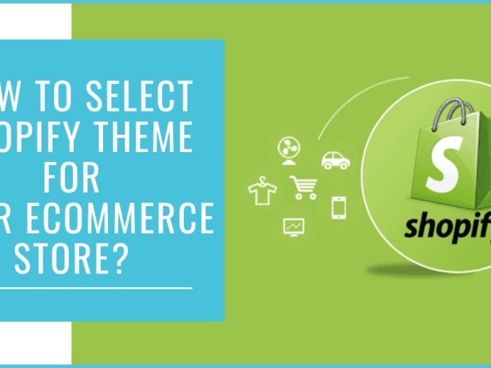 how to select shopify theme