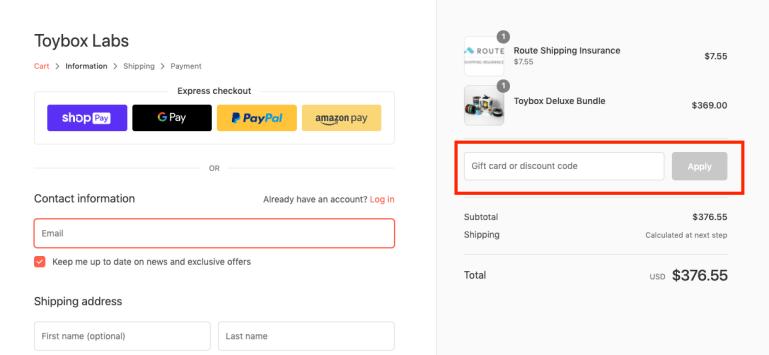 ToyBox coupon codes | ToyBox website