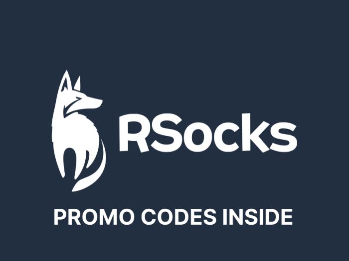 rsocks promo codes