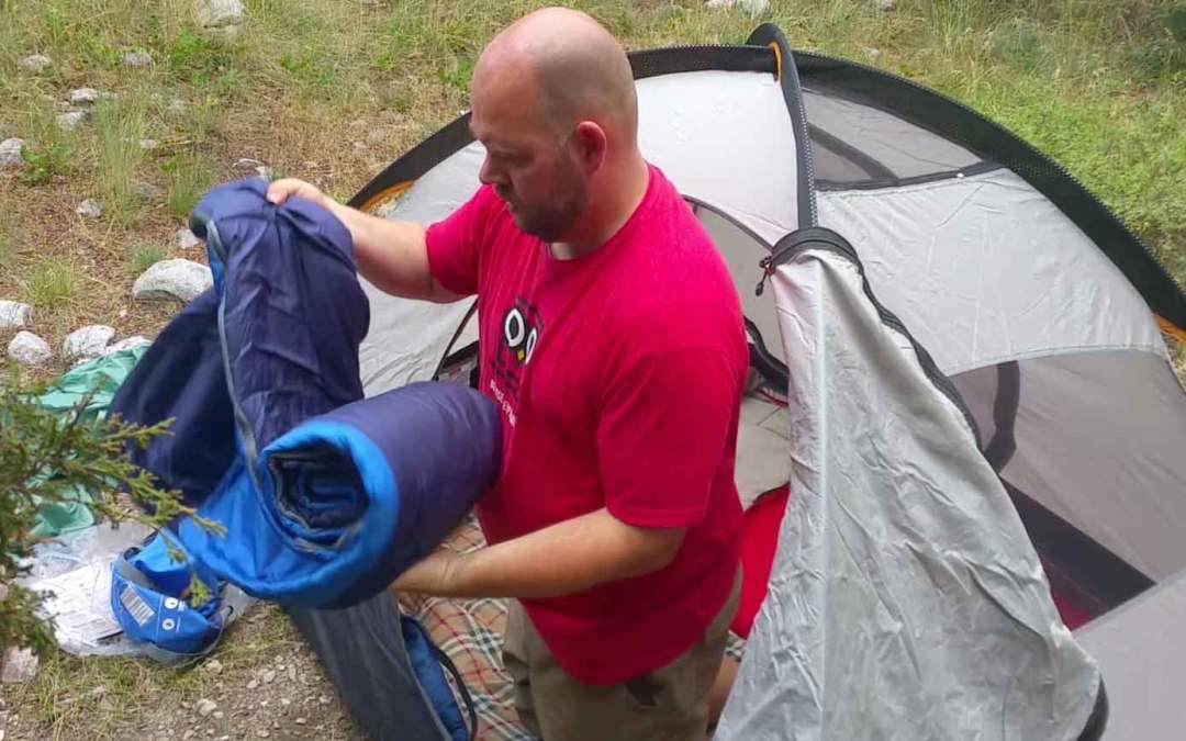 Product Review: Half Dome Lightweight Sleeping Bag