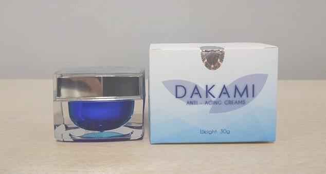 kem Dakami chính hãng