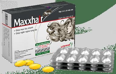 viên uống mọc tóc maxxhair