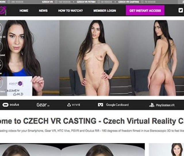 Czechvrcasting Review