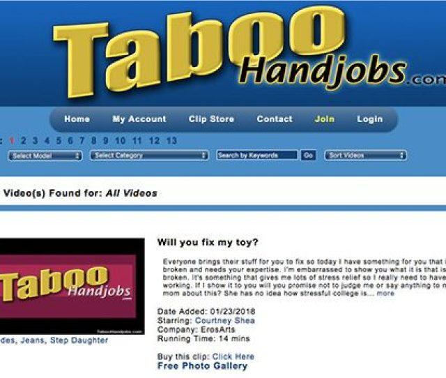 Taboohandjobs Review