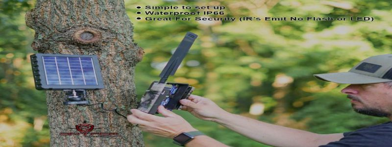 "Snyper Commander 4G LTE Trail Camera ""Features & More"""