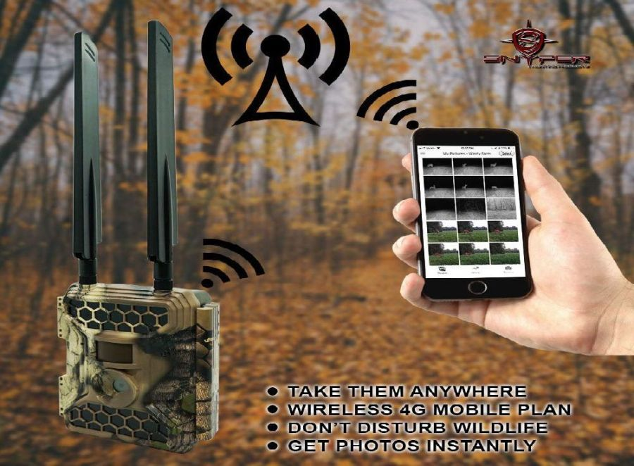 Snyper Commander 4G LTE Trail Game Camera Review