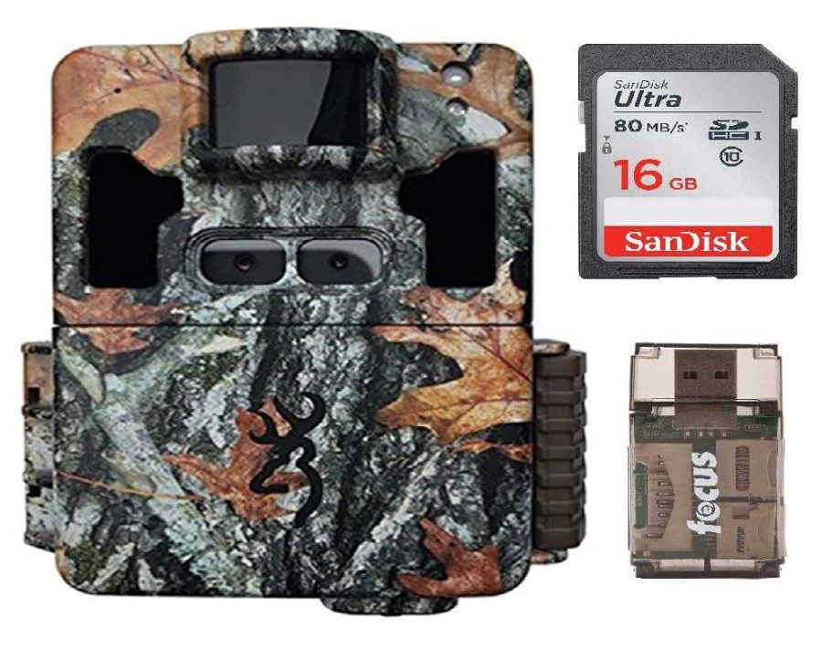 Ten Browning Dark Ops Pro XD Trail Camera