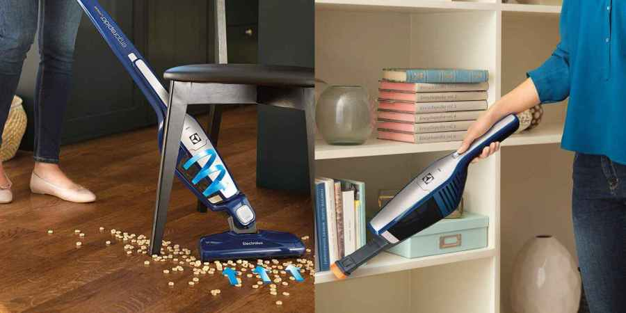 Electrolux Ergorapido Lithium-Ion 2-1 Stick and Handheld Vacuum