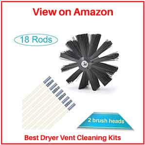 Best Dryer Vent Cleaning Kits