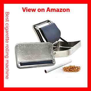 Best cigarette rolling machine