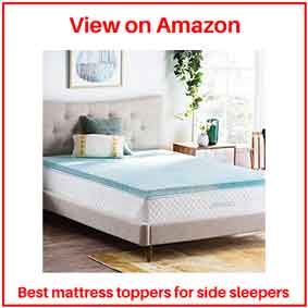 best down alternative mattress topper