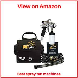 Best spray tan machines