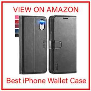 TUCCH IPHONE-XR WALLET CASE