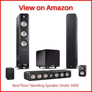 Polk Signature Series 5.1 Channel System with S60 Pai