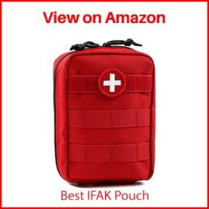 WYNEX First Aid EMT Bags, Tactical IFAK Medical Molle Pouch