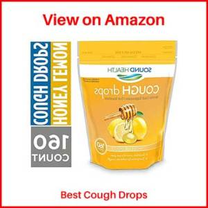 SoundHealth Honey Lemon