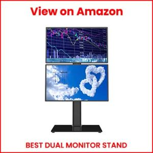 Hemudu-Vertical-Stack-Screen-Dual-Monitor-Stand