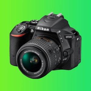 D5600-DX-format-Digital-SLR-Body Best vlogging cameras for beginners