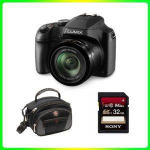 Panasonic-Lumix-FZ80-4K-Digital-Video-Camera-Under-300