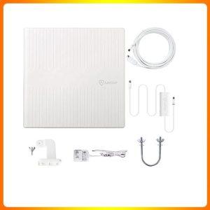 NTOP Outdoor TV Antenna, 360° Omnidirectional HDTV Antenna
