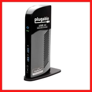 Plugable Docking Station Dual Monitor