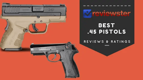 best 45 handguns reviews